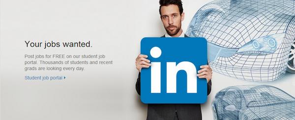 Linkedin ile kariyerinizi konumlandırabilirsiniz