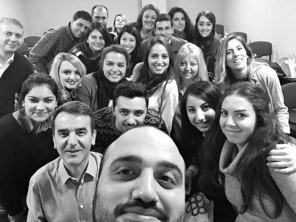 #sosyalmedyakampusu selfie