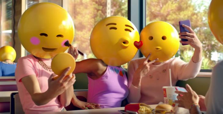 Emoji-McDonalds-Reklami