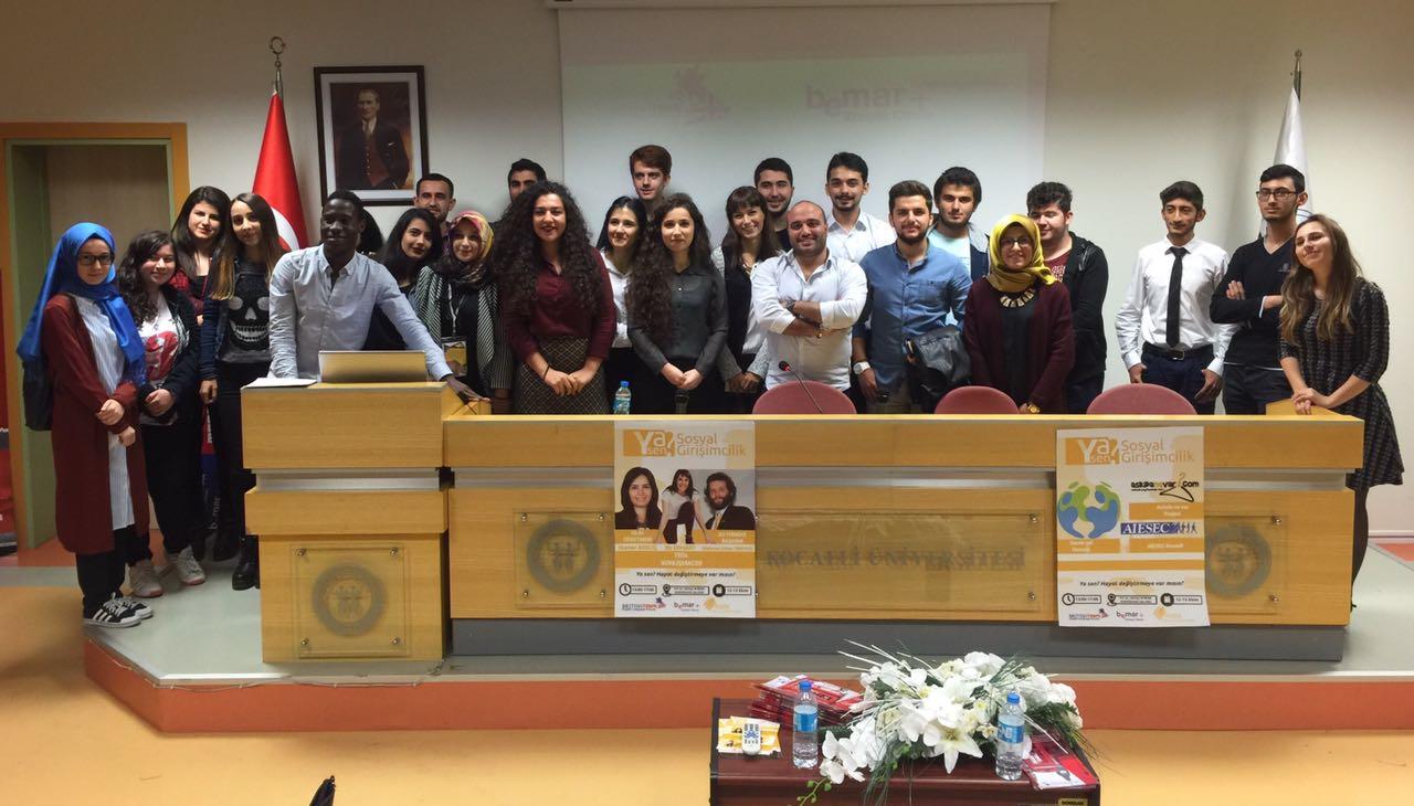 Kocaeli Üniversitesi Baturay Elönü
